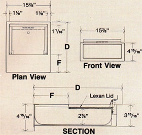 Deal Drawers Diagrams