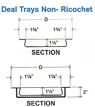 Deal Trays Diagrams