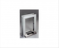 Service Window - Clamp-on Frame Photo