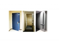 Security Doors - Steel Photo