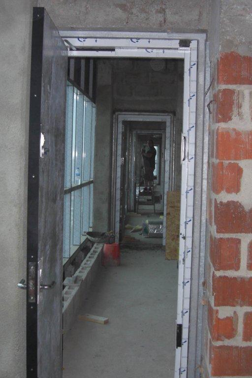 Steel Doors Bullet Resistant Products Gaffco Ballistics